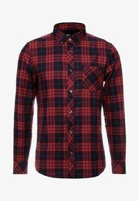 Burton Menswear London - PERRY  - Hemd - burgundy - 4