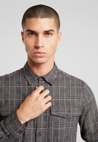 Burton Menswear London - Overhemd - charcoal - 4