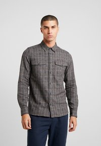 Burton Menswear London - Overhemd - charcoal - 0