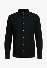 Burton Menswear London - SCARAB OXFORD - Shirt - dark green - 4