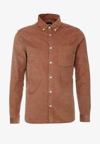 Burton Menswear London - GINGER  - Camicia - taupe/beige - 4