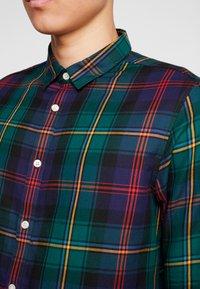 Burton Menswear London - TARTAN - Košile - green - 5