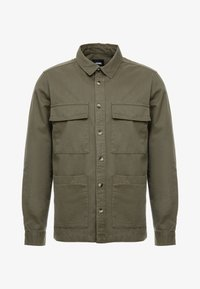 Burton Menswear London - SHACKET - Chemise - khaki - 5