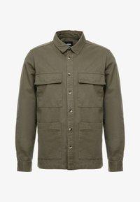 Burton Menswear London - SHACKET - Skjorte - khaki - 5
