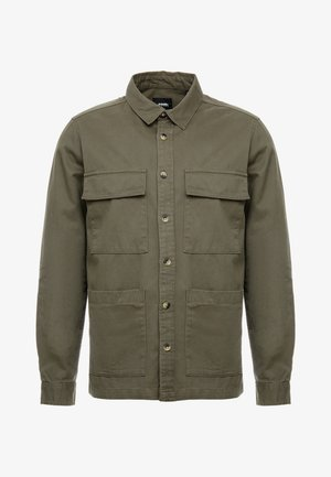 SHACKET - Camicia - khaki