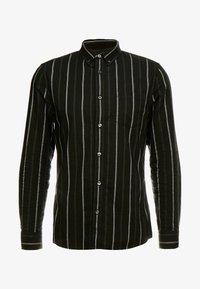 Burton Menswear London - MICHIGAN  - Košile - dark green - 4