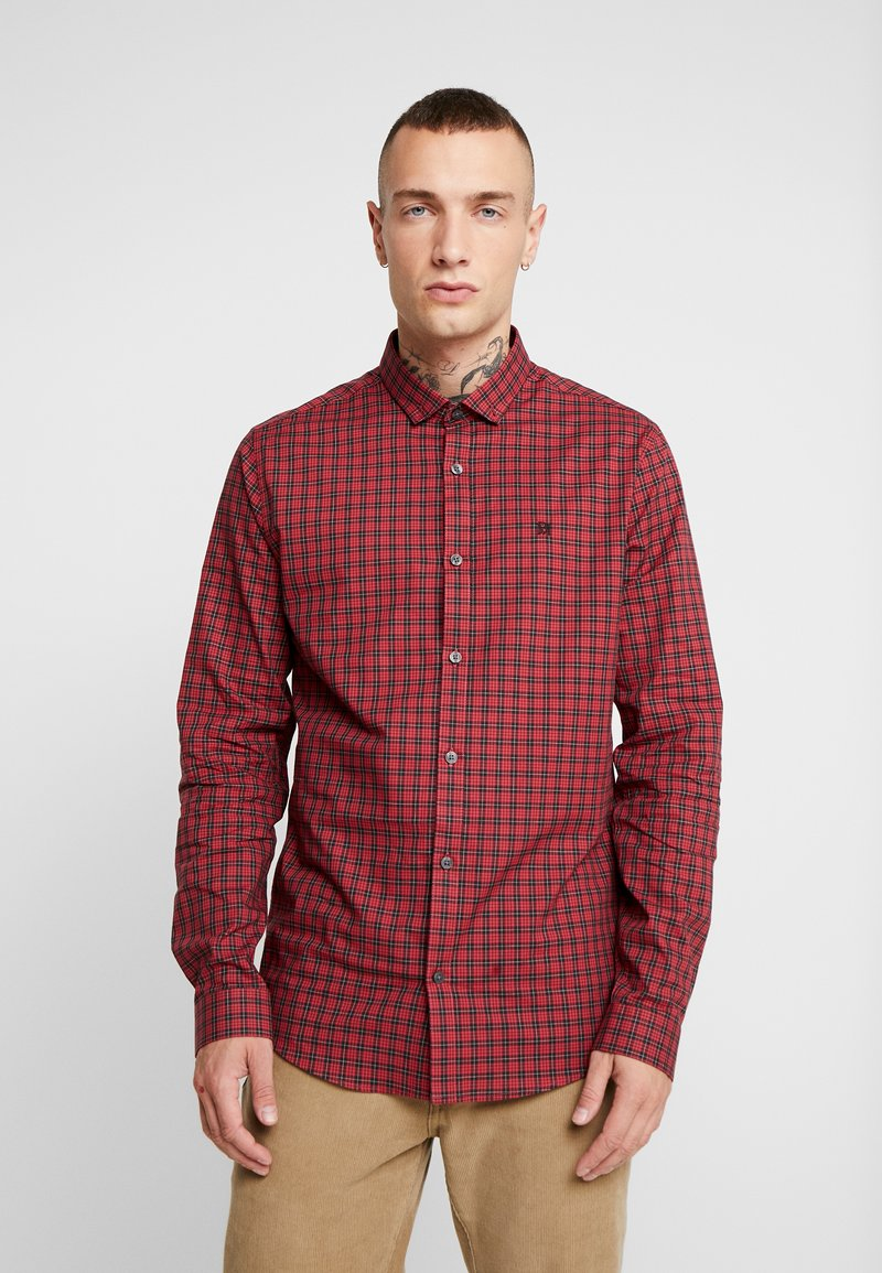 Burton Menswear London - Shirt - red