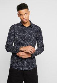 Burton Menswear London - Košile - navy - 0