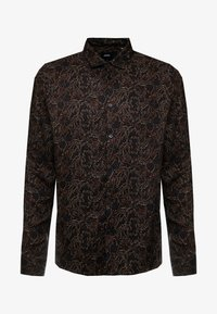 Burton Menswear London - BAROQUE - Košile - black - 3
