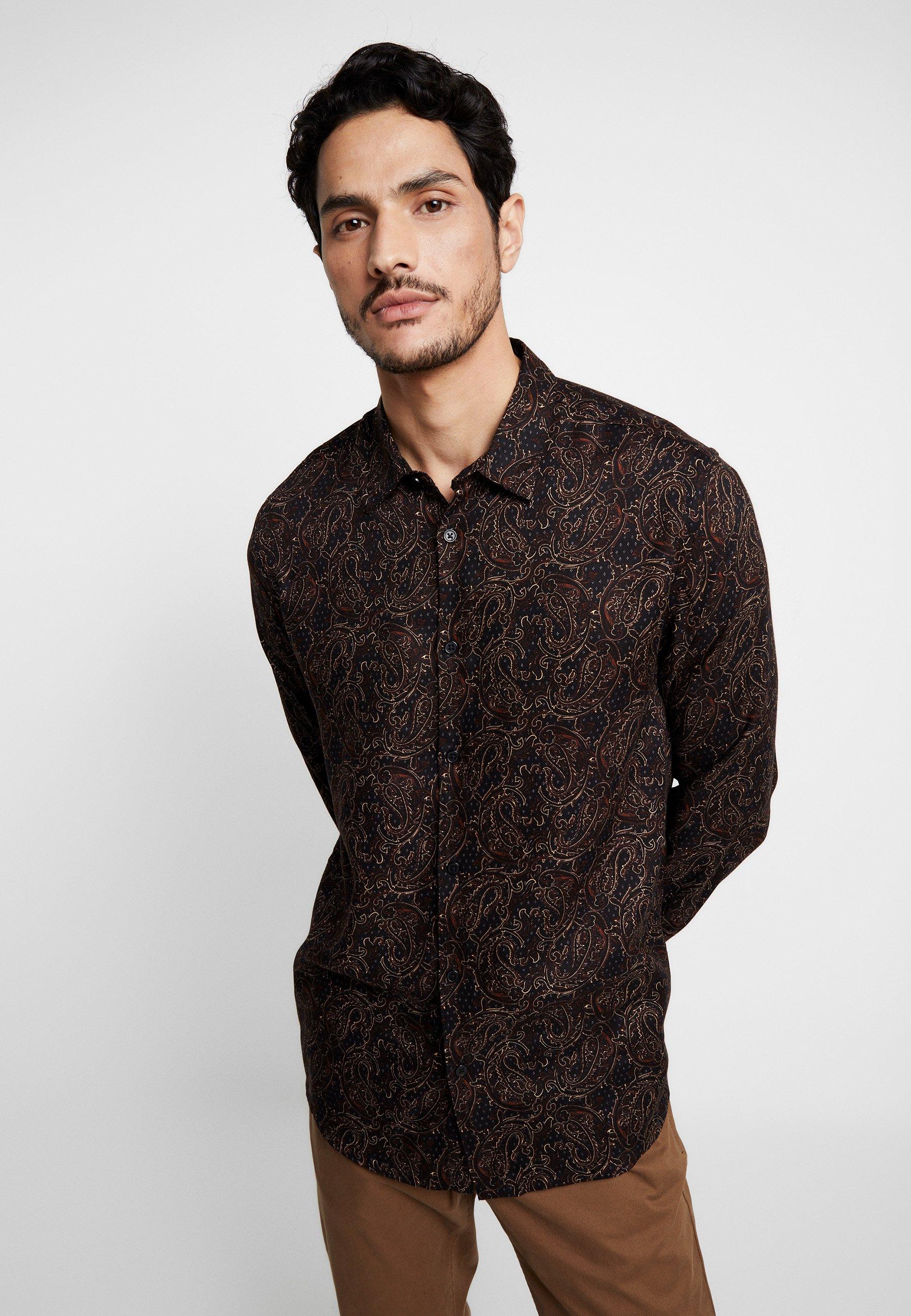 Burton Menswear London Baroque - Skjorte Black