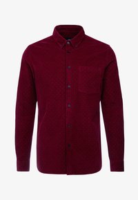 Burton Menswear London - Košile - burgundy