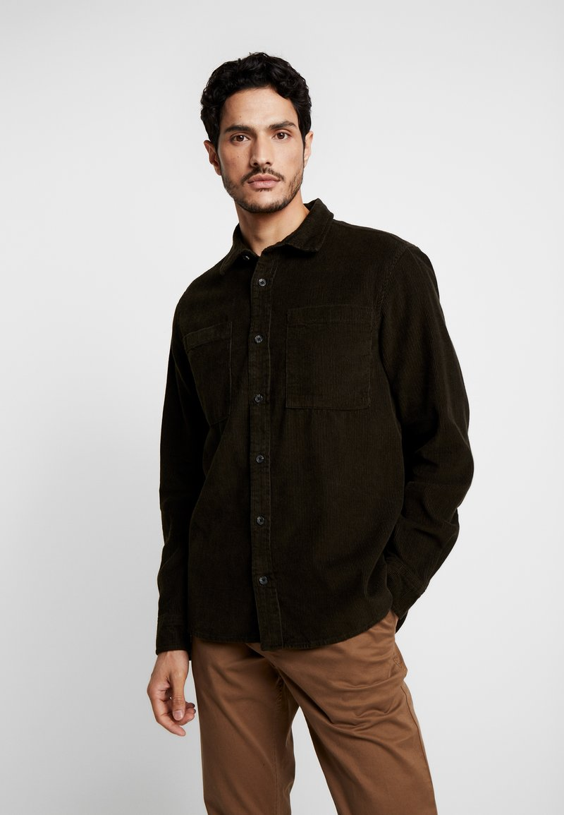 Burton Menswear London - Shirt - khaki
