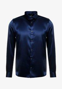 Burton Menswear London - PARTY - Vapaa-ajan kauluspaita - navy - 4