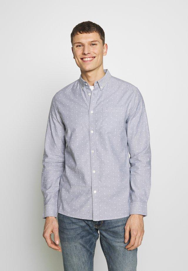 SPLIT SCALE - Košile - grey
