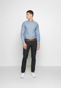 Burton Menswear London - OXFORD PEACHED - Shirt - blue - 1