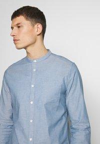 Burton Menswear London - OXFORD PEACHED - Shirt - blue - 4