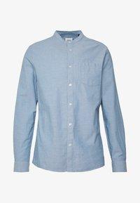 Burton Menswear London - OXFORD PEACHED - Shirt - blue - 3