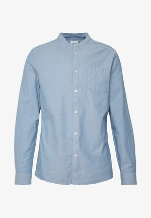 OXFORD PEACHED - Shirt - blue