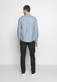 Burton Menswear London - OXFORD PEACHED - Shirt - blue - 2
