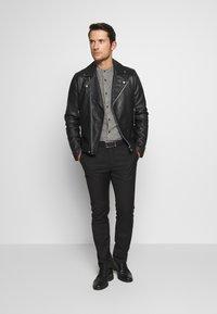 Burton Menswear London - Košile - grey - 1