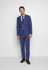 Burton Menswear London - PUPPYTOOTH - Zakelijk overhemd - blue - 1