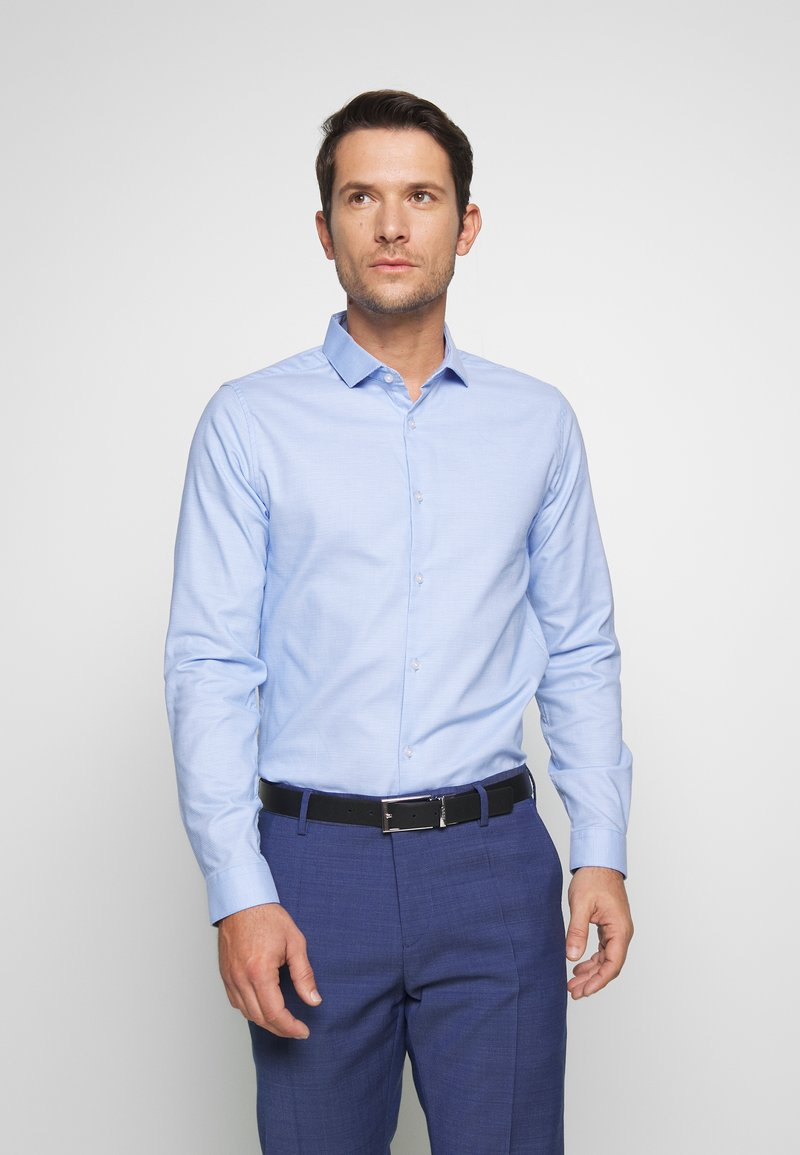 Burton Menswear London - PUPPYTOOTH - Zakelijk overhemd - blue