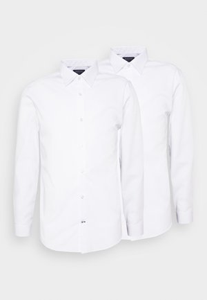 2 PACK FORMAL  - Camicia - white