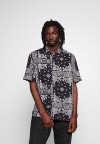 Burton Menswear London - Overhemd - black - 0