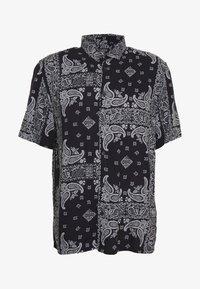Burton Menswear London - Overhemd - black - 3