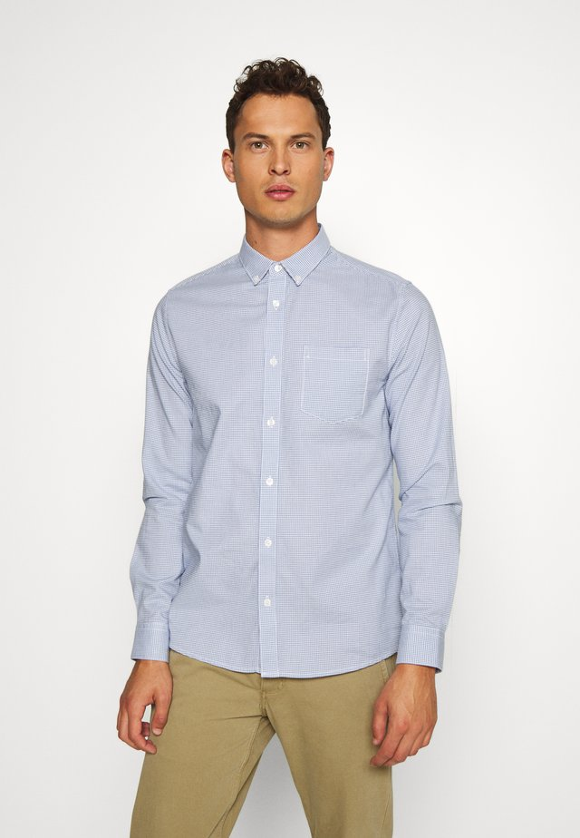 LONG SLEEVE BLEND - Shirt - light blue