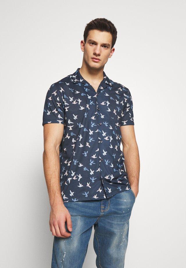 BIRD  - Overhemd - navy