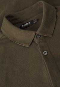Burton Menswear London - 2 PACK  - Polo shirt - khaki - 4