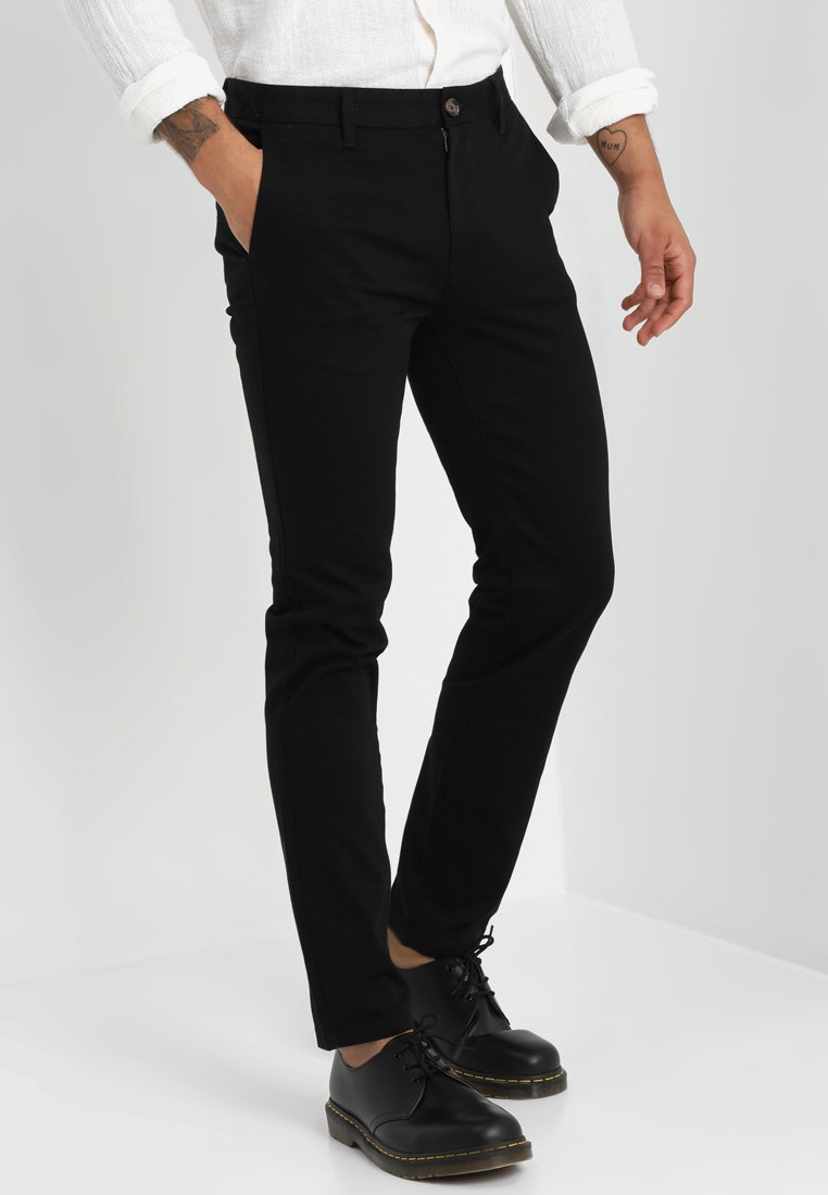 Burton Menswear London - Chino - black