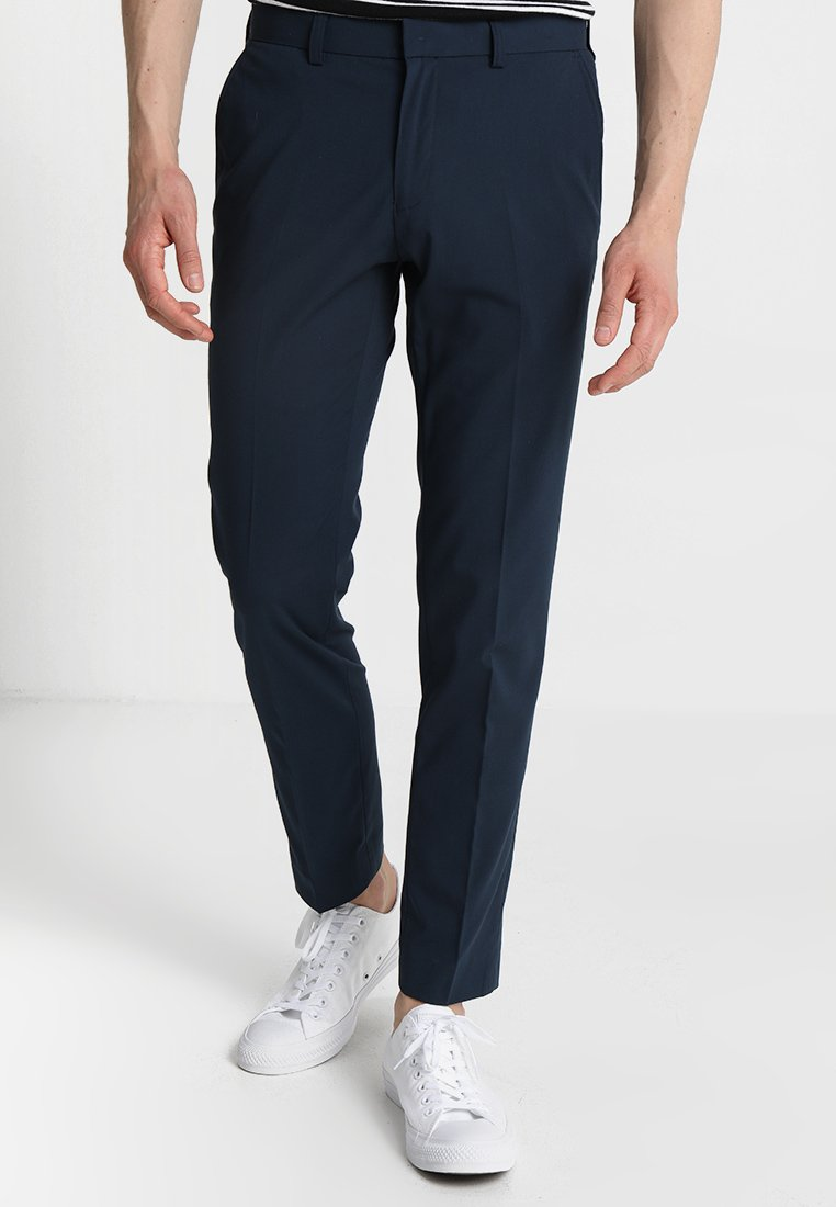 Burton Menswear London - STRETCH  - Trousers - mid blue