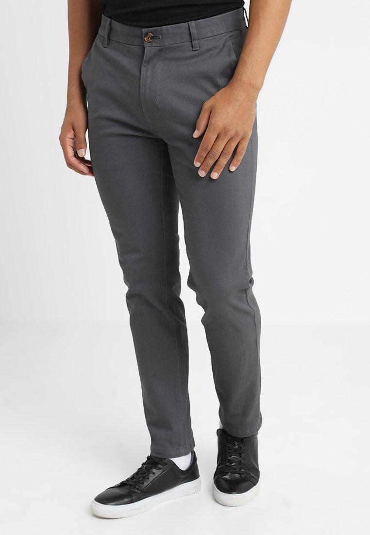 Burton Menswear London - Chino - charcoal