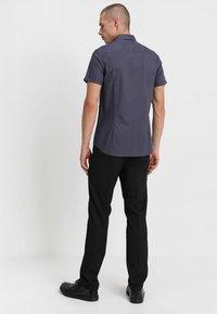 Burton Menswear London - STRETCH TROUSER - Kalhoty - black - 2