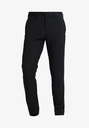 STRETCH TROUSER - Pantaloni - navy