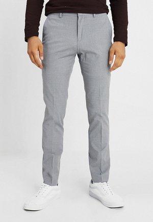 Kostymbyxor - light grey