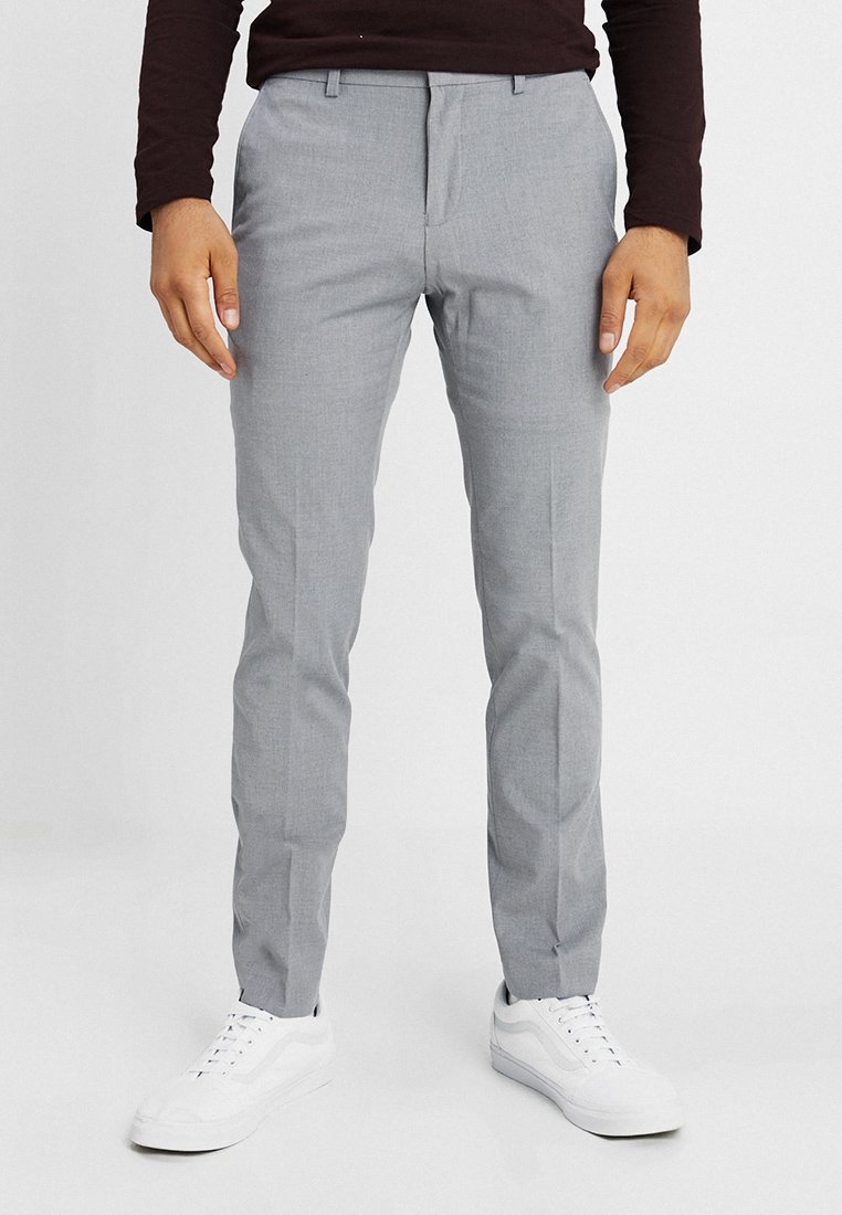 Burton Menswear London - Suit trousers - light grey
