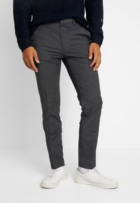 Burton Menswear London - Broek - mid grey - 0