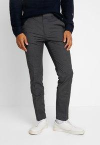 Burton Menswear London - Kangashousut - mid grey - 0