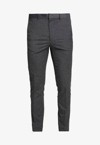 Burton Menswear London - Kangashousut - mid grey - 4