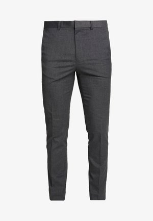 Trousers - mid grey