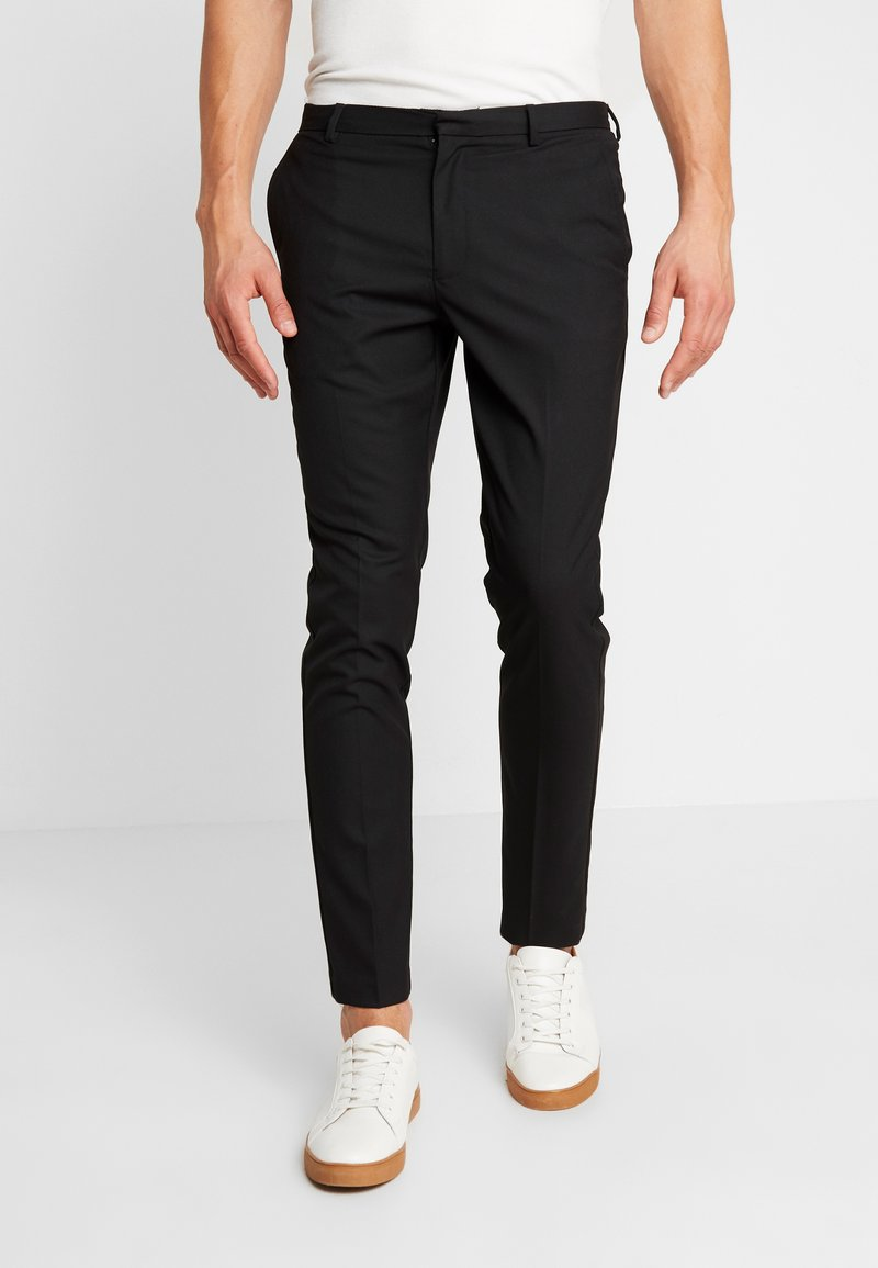 Burton Menswear London - Anzughose - black