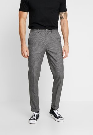 GRINDLE TEXTURE - Kalhoty - mid grey