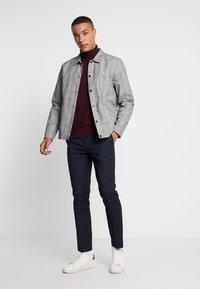 Burton Menswear London - STRETCH  - Jakkesæt bukser - navy - 1