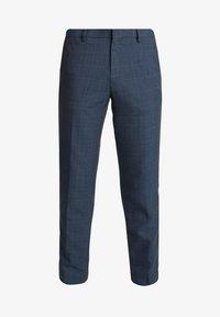 Burton Menswear London - HIGHLIGHT CHECK - Pantalon classique - blue - 4