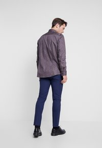 Burton Menswear London - COBALT DOGTOOTH - Broek - blue - 2