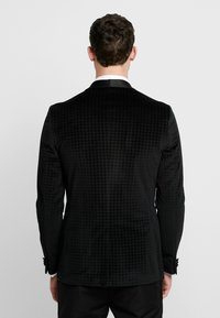 Burton Menswear London - DOGTOOTH  - Suit jacket - green