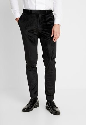 PARTY - Trousers - black